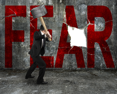 How to Stop Fear from Causing You to Lose a Deal