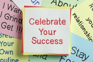 How Celebration Generates Success
