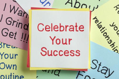 How Celebration Generates Success