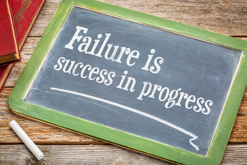 How to Turn Failure into Success