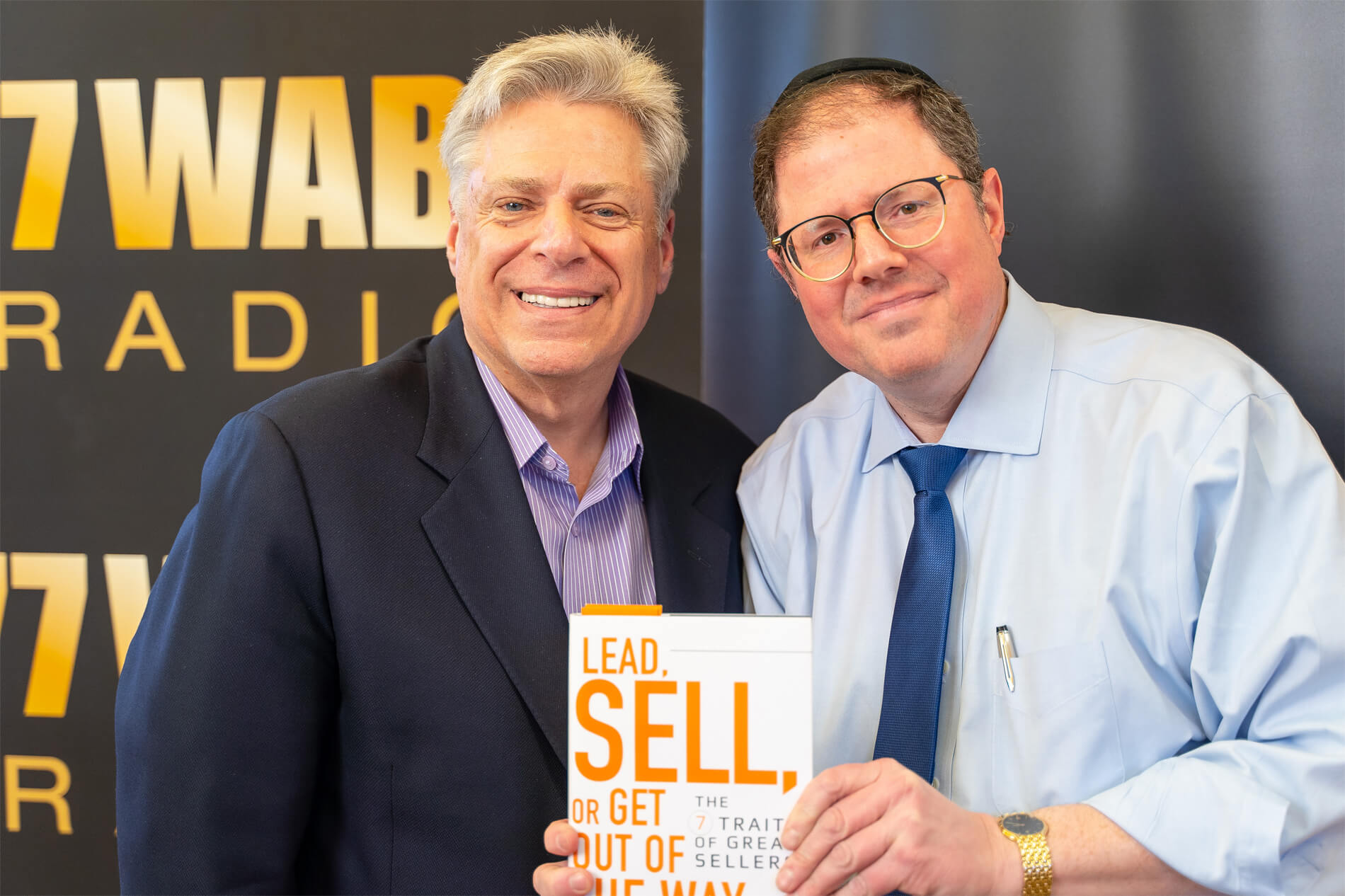 Listen to Ron Karr's interview on Mind Your Business on WABC 77 Radio